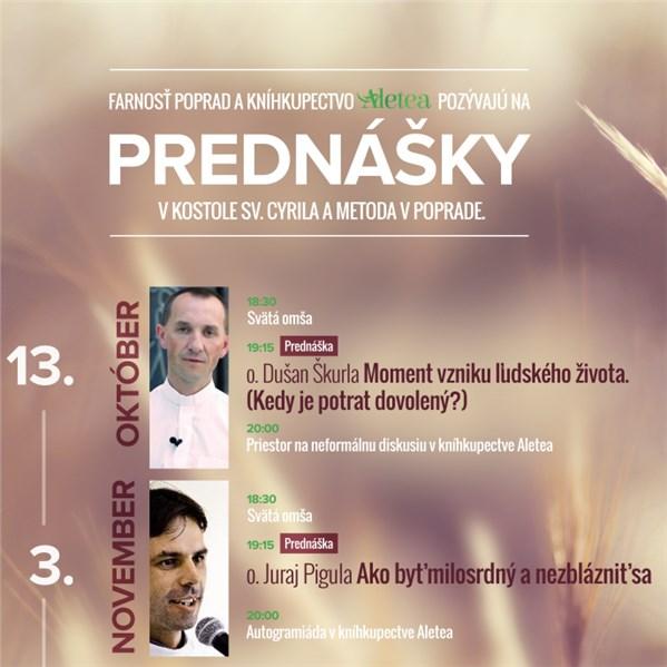 Nová séria podujatí v Poprade